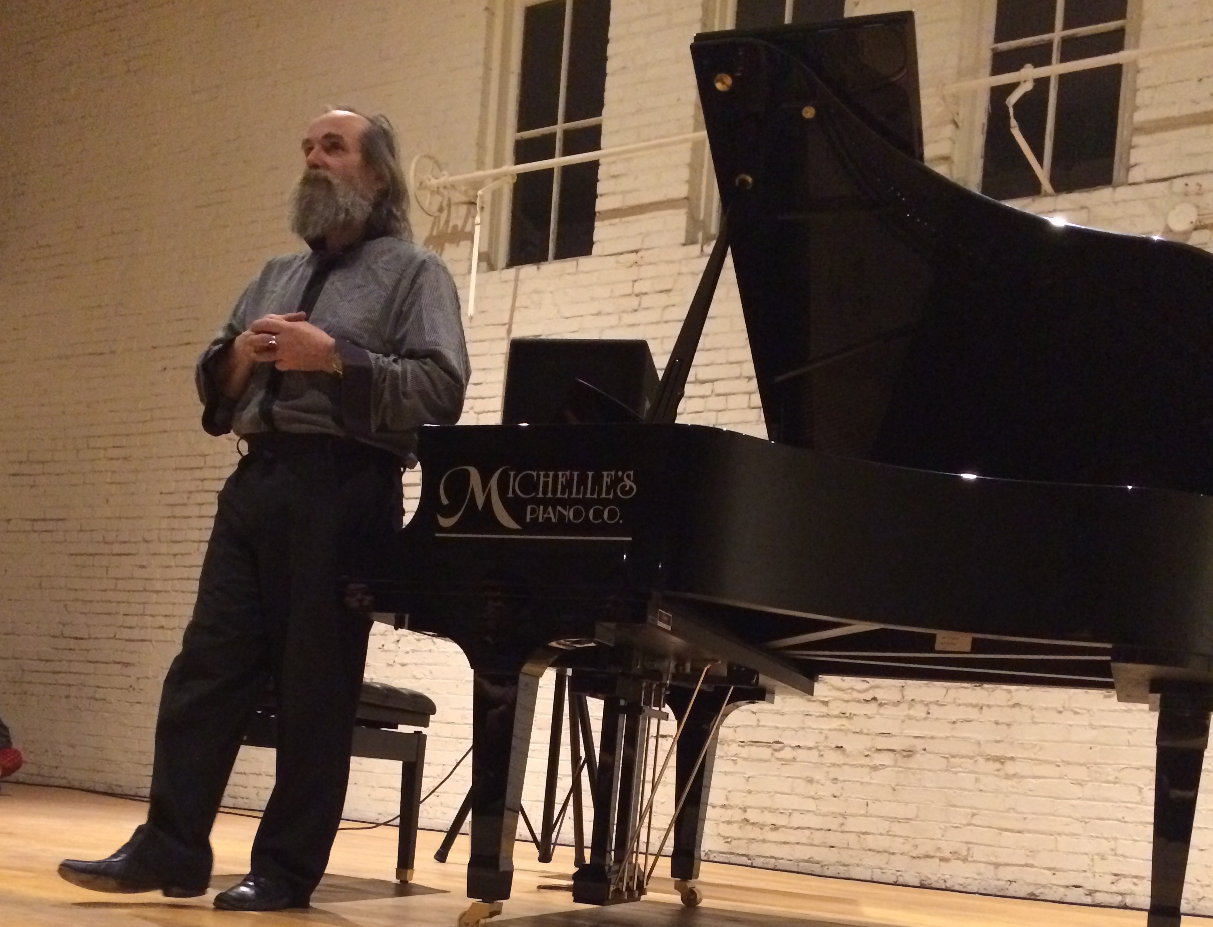 Recital reviews: Lubomyr Melnyk and Igor Lipinski | Oregon ...