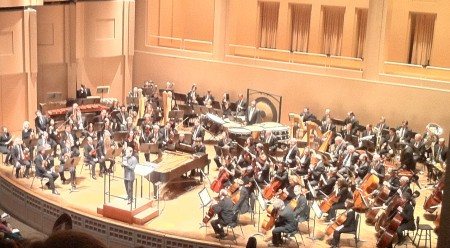 Ludovic Morlot conducted the Seattle Symphony in Portland Sunday.