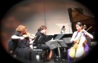 Trio Con Brio Copenhagen performed at Portland State University.