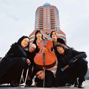 FearNoMusic plays music of Oregon composer Kenji Bunch Friday.