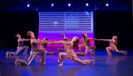 BodyVox performs at Chamber Music Northwest this weekend. Photo: Blaine Truitt Covert.