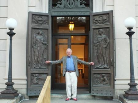 David Del Tredici helped re-open the door to tonal composing.