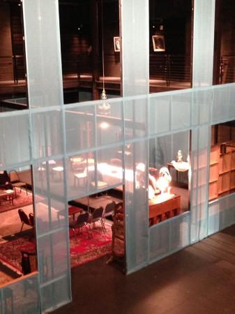 The set awaits the action/Owen Carey