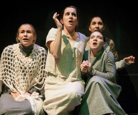 the representation of true tragedy in the crucible by arthur miller Honest and true: the comedic american tragedy: arthur miller's hearings that can be seen in the crucible but the first acclaimed tragedy that miller wrote.