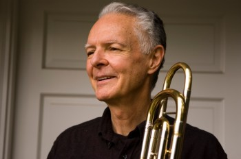 Seattle composer and multi-instrumentalist Stuart Dempster performs at Portland's YU Contemporary art center Saturday.