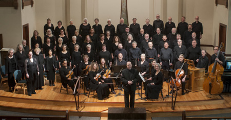 Bach Cantata Choir Sings Sunday.