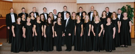 Choral Arts Ensemble of Portland sings music by Ola Gjeilo this weekend.