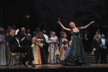 Pop the Champagne: Die Fledermaus is opening soon, and Portland Opera's celebrating more than that.