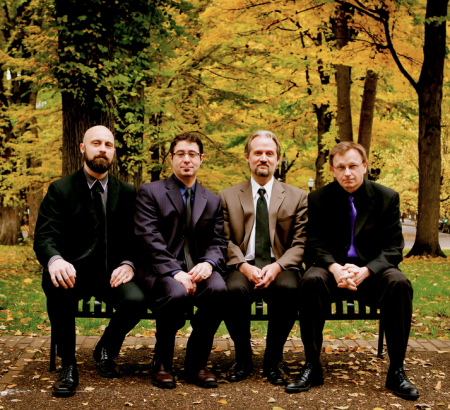 Oregon Guitar Quartet performs Friday and Saturday at Portland State University.