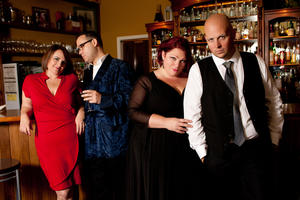 Resonance Ensemble members and colleagues sing cabaret music Sunday.