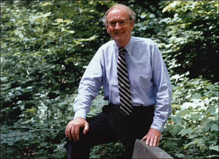 Brian Booth was a great supporter of writers in Oregon./Photo from the Oregon Parks and Recreation Department