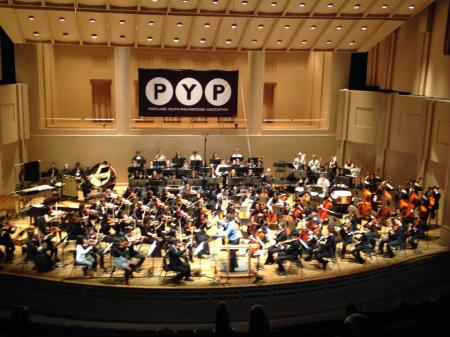 Portland Youth Philharmonic opened its 90th season at Arlene Schnitzer Concert Hall.