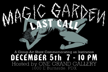 Magic Garden Last Call