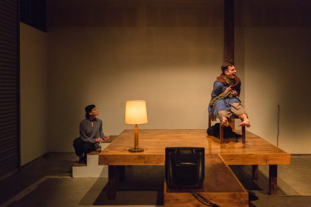 """""""Enter the Night"""" by Maria Irene Fornes, Portland Experimental Theatre Ensemble/Photo by Owen Carey"""