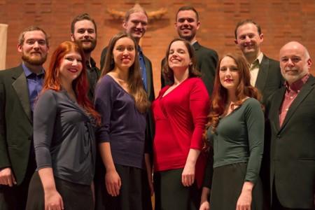 Vox Resonat performs in Eugene Feb. 22.