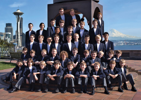 Northwest Boychoir comes to Portland on March 20.