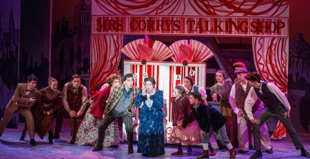 """""""Mary Poppins"""" scores 13 PAMTA nominations, including best production: Photo: Northwest Children's Theater"""
