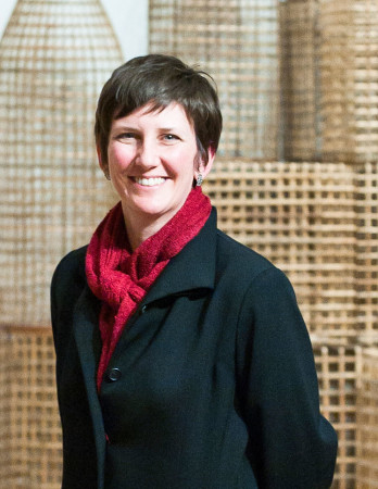 Sara Krajewski is the new curator of modern and contemporary art at the Portland Art Museum.