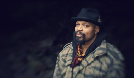 Mic Crenshaw: cultural historian in the groove.