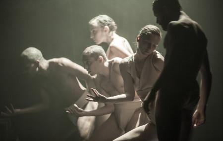 L-E-V Dance Company. Photo by Gil Shani.