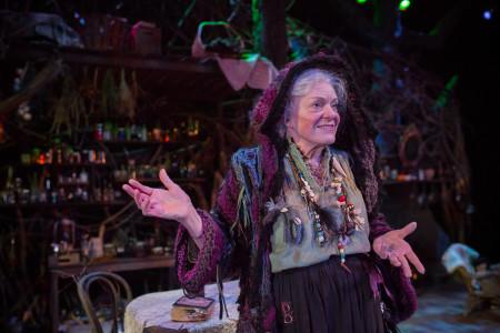 Vana O'Brien's sweet old lady ...