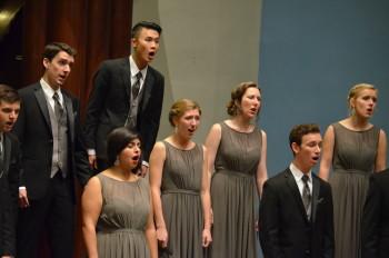 Azusa Pacific Chamber Choir.