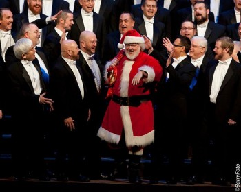 Portland Gay Men's Chorus performs its holiday show this weekend.