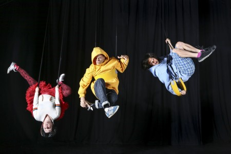 Echo Theatre will be the hub for circus and aerial acts at this year's Fertile Ground.