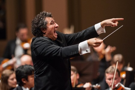 Former music director Giancarlo Guerrero returns to the Eugene Symphony. Photo: Nashville Symphony.