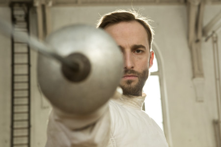 """""""The Fencer,"""" from Finland, is the opening night selection of this year's Portland International Film Festival."""