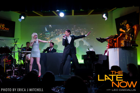 A little glitz, a little glamour, a little song & dance. Photo: Erica J Mitchell