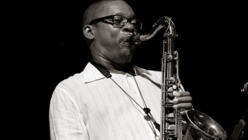 Ravi Coltrane performs at Portland Jazz Festival.