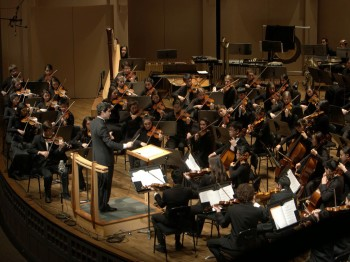 David Hattner will conduct Portland Youth Philharmonic's performance of Bauer's music. Photo: Joe Cantrell.