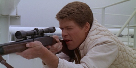 """Tim O'Kelly as the relentless sniper in """"Targets."""""""