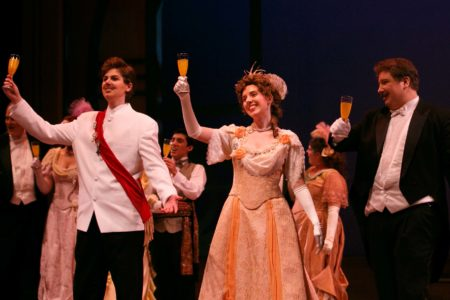 """PSU Opera's """"The Bat"""" opens this weekend."""