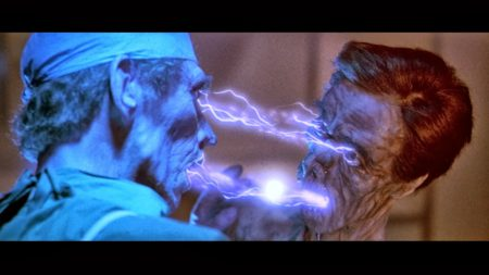 """A scene from """"Lifeforce,"""" also screening on 70mm this weekend. And, no, that's still not Gary Busey."""
