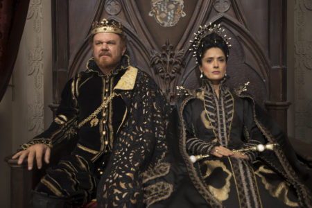 "John C. Reilly and Salma Hayek in ""Tale of Tales"""