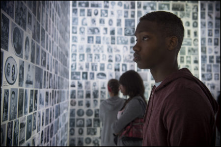 """A 21st century teenager (Ahmed Drame) comes face to face with the Holocaust in """"Once in a Lifetime."""""""