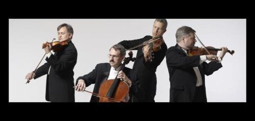 Orion String Quartet, performing twice this week at Chamber Music Northwest. Photo: Lois Greenstein