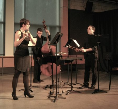 "Sound Of Late Ensemble performs ""Deluminescence"" by Benjamin J. Penwell at 2016 Oregon Bach Festival Composers Symposium."