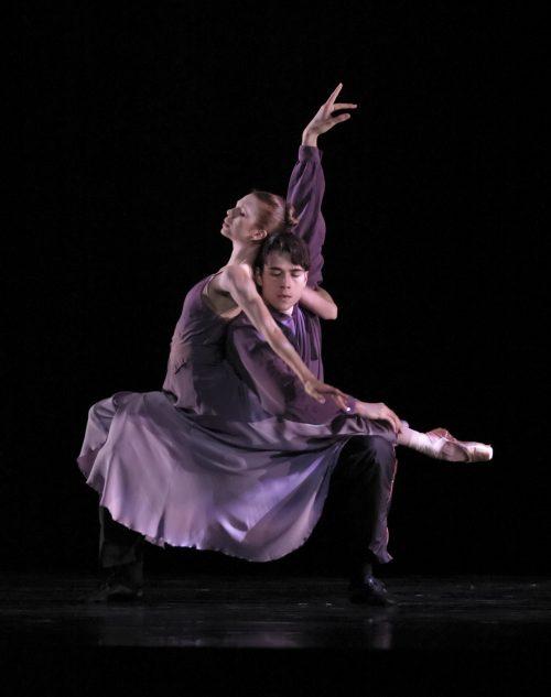 Larsen and Sultanov, 2004. Photo: Blaine Truitt Covert
