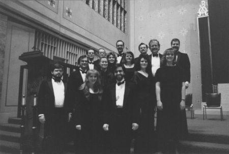 Cappella Romana in 1994.