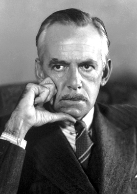 Eugene O'Neill in 1936.