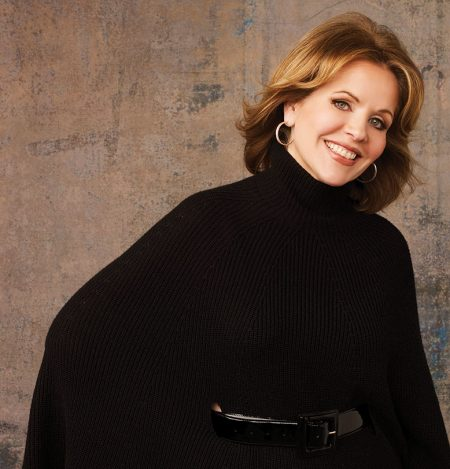 Renée Fleming performed with the Oregon Symphony.