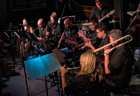 Portland Jazz Composers Ensemble goes big band this weekend.