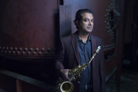 PDX Jazz brings Rudresh Mahanthappa to Portland. Photo: JimmyKatz.