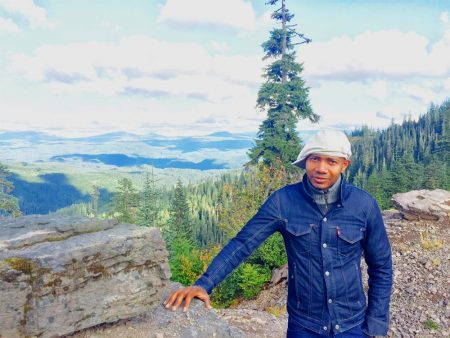 DJ Spooky performs 'Heart of a Forest' this week in Portland, Bend, and Newport.