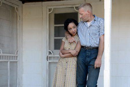 """Ruth Negga and Joel Edgerton in """"Loving."""""""