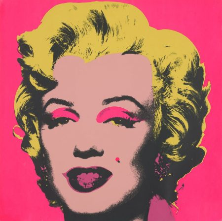Andy Warhol (American,1928–1987). Marilyn Monroe (Marilyn (II.31), 1967. Screenprint. 36 x 36 in. Courtesy of Jordan D. Schnitzer and His Family Foundation. © 2016 The Andy Warhol Foundation for the Visual Arts, Inc. / Artists Rights Society (ARS), New York