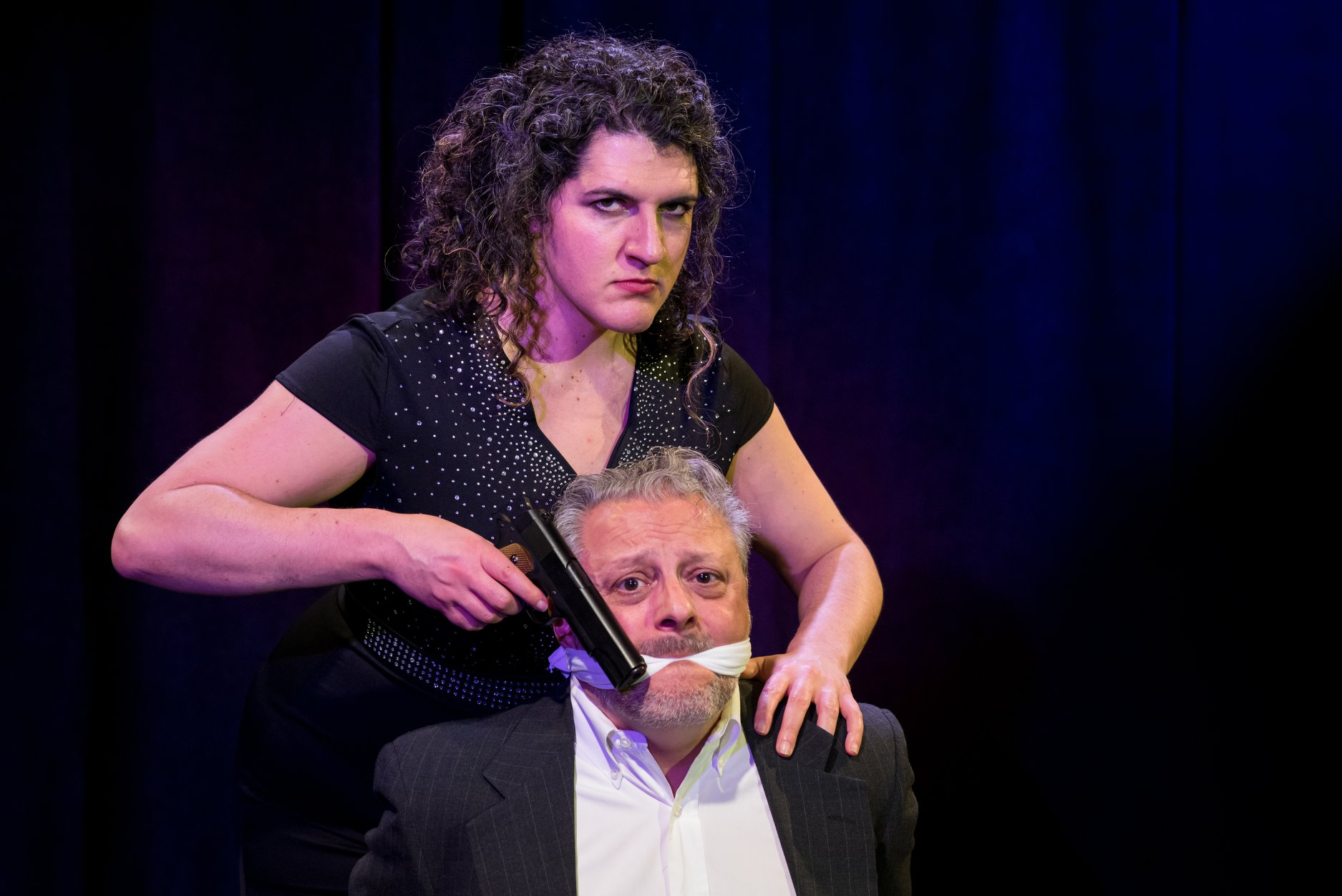 the unanswered questions in the play death and the maiden by ariel dorfman Talking out of turn - reviews, interviews and remembrances by kevin  that ask thoughtful questions about just what this  still knows how to play the hand.